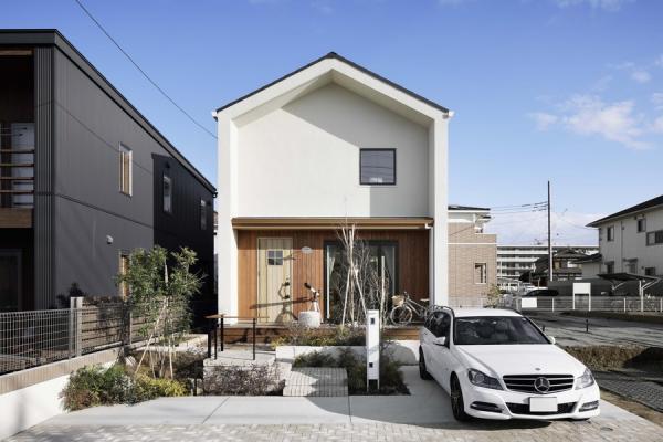 新築既存住宅パーソナルアべニュー柏たなかIV千葉県柏市小青田つくばエクスプレス柏たなか駅5380万円